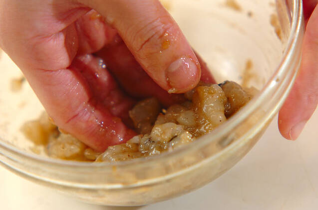 エビ入りワンタンのスープの作り方の手順1