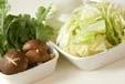 湯豆腐の下準備3