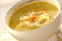 餅入りカレースープ