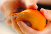 フルーツ・富有柿の作り方1