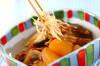 定番!こっくり味のブリ大根の作り方の手順6