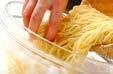 ミョウガパスタの作り方5