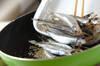 シシャモペペロンチーノの作り方の手順2