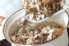 和風きのこオムレツの作り方2