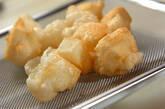 揚げ餅入りみぞれ鍋の作り方6