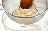 ブロッコリータラコ豆腐ソース和えの作り方1