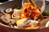 イカとジャガイモの簡単炒めの作り方1