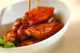 鶏肉の甘辛煮の作り方6