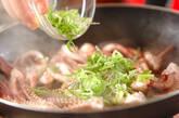 イカゲソのネギ炒めの作り方3