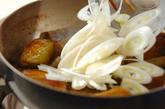 揚げ生麩の照り焼き丼の作り方1