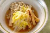 白菜のサッと煮