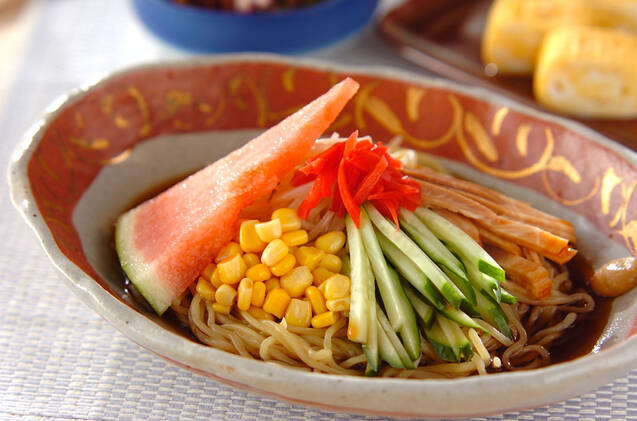 今日の献立は冷やし中華!付け合せに食べたいおかずと副菜15品