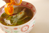 レタスのスープの作り方2