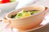 レタスのかき玉汁の作り方の手順