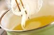 レタスのかき玉汁の作り方1