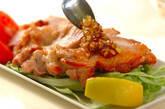 鶏もも肉の塩焼きの作り方7