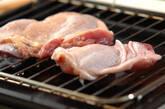 鶏もも肉の塩焼きの作り方6