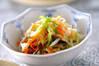 野菜のもみ漬けの作り方の手順