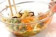 野菜のもみ漬けの作り方9