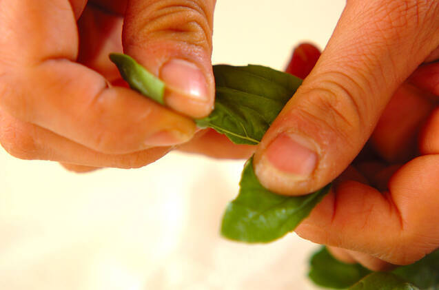 トマトのパスタの作り方の手順5