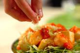 豆腐入りエビチリの作り方9