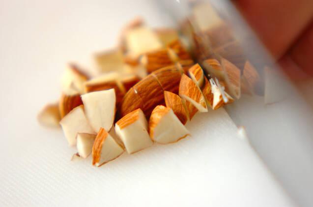 スナップエンドウとハムのみそマヨ和えの作り方の手順4