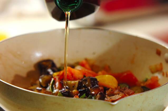 夏野菜のくったり煮の作り方の手順11