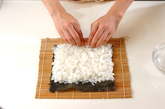 ホワイト寿司の作り方2