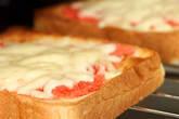 チーズと明太子のトーストの作り方3