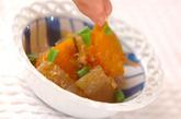 カボチャの土佐煮の作り方2