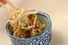 エノキ入り納豆の作り方の手順4