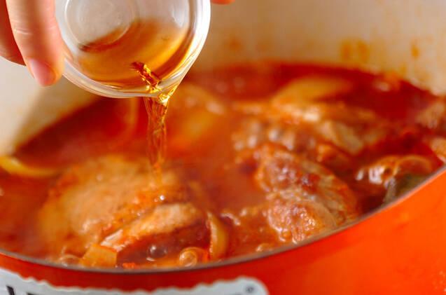 チキンのトマト煮の作り方の手順8