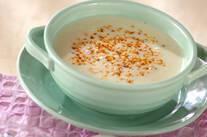 クスクス入りスープ