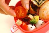 簡単♪ポークカチャトラ弁当の作り方7