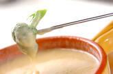 チーズフォンデュの作り方9