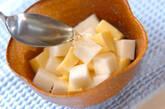 卵豆腐の長芋添えの作り方4