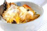 ウナ卵丼の作り方4