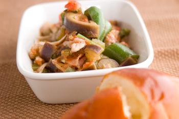 カポナータ(野菜の煮物)