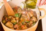 カポナータ(野菜の煮物)の作り方11
