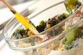 海藻サラダの作り方4