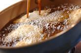 小豆のパリッと揚げの作り方7