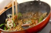 ベーコンとレンコンの洋風きんぴらの作り方3