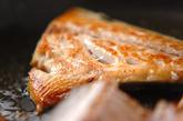 サバのオイル焼きの作り方1