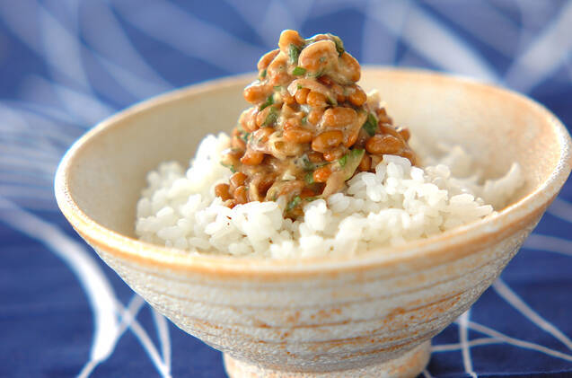 意外なアレンジ続出!「納豆」を使う人気レシピ40選の画像