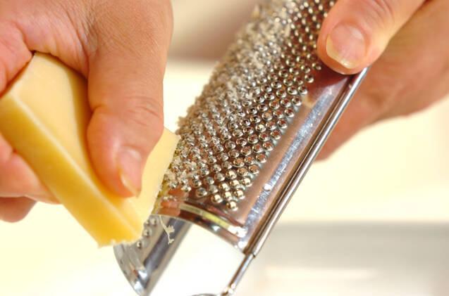 白みそチーズフォンデュの作り方の手順4