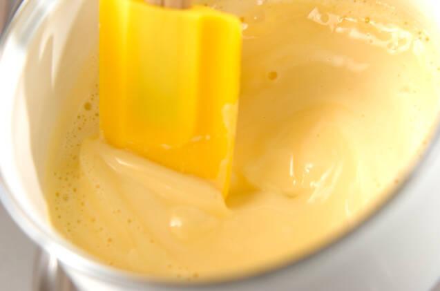 チョコチーズケーキの作り方の手順6