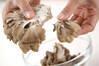 キノコのカレー炒めの作り方の手順1