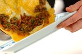 塩納豆チーズオムレツの作り方4