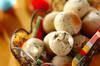 卵と白玉粉で作る黒ゴマのポンデケージョの作り方の手順
