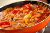 チキンのローマ風煮込みの作り方5